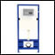 Caixa de Descarga Embutida Sensor Lux 80.040