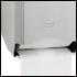 Porta Papel Higiênico Inox Duplo Escovado