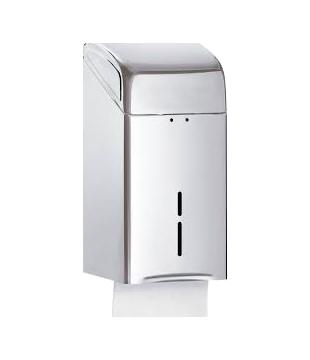Porta Papel Higiênico Inox Prime Cai-Cai