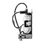 Dispenser de Sabonete Automático sensor QUADRAT