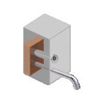 Torneira Automf¡tica Sensor de Toque POLOMATIC