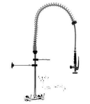 Misturador parede Pré-Rinse - 56.103