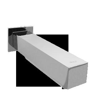 Torneira Sensor Parede Quadrat - 80.351